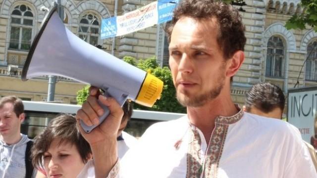 Activistul civic Oleg Brega, un alt candidat independent la alegerile parlamentare