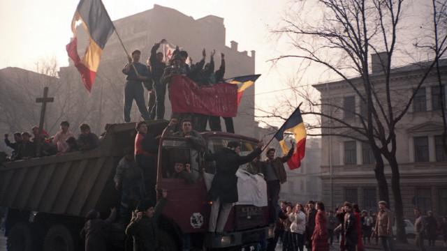 22 decembrie - Ziua alungării comunismului din România
