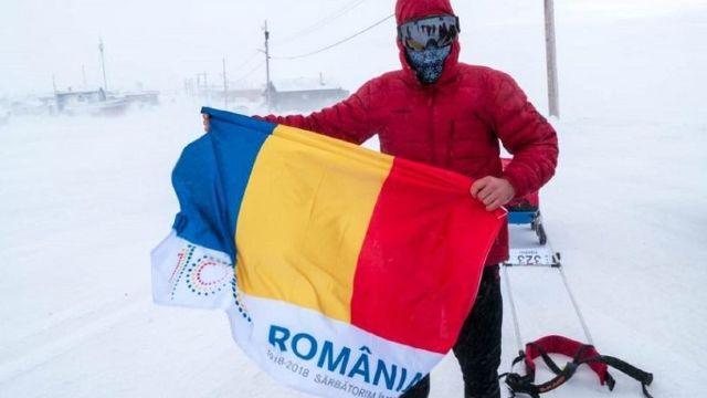 VIDEO   Cadouri pentru copiii basarabeni de la singurul român multiplu victorios în cel mai greu maraton din lume