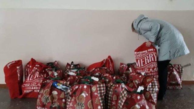 Diaspora, cu daruri pentru cei nevoiți de acasă: Acțiuni caritabile ale moldovenilor din Irlanda, Italia și Anglia (ZdG)