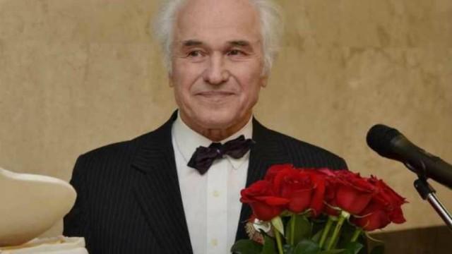 """Compozitorul Eugen Doga la cea de-a 82-a aniversare: """"Mă simt mai liber, mai bogat, mai plin, fiindcă era o sărăcie să fii fără Eminescu"""""""