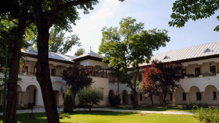 Istorie de 300 de ani   Palatul Cotroceni de la București, reședința domnitorilor şi regilor, acum sediu pentru preşedinţi