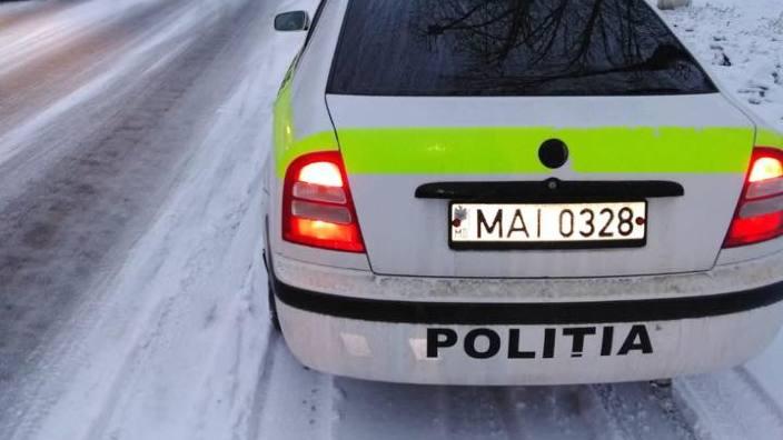 INP atenționează șoferii în legătură cu circulația pe drumurile naționale