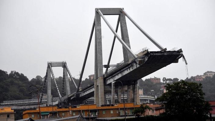 Italia | Începe demolarea podului prăbuşit la Genova, unde au murit zeci de oameni