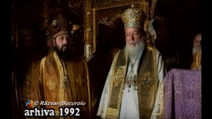 VIDEO | Imagini de arhivă de la ceremonia de reactivare a Mitropoliei Basarabiei. Manifestările dedicate împlinirii a 26 de ani de la acest eveniment