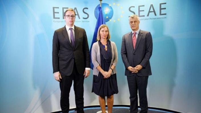 Şeful diplomaţiei europene critică ultimele decizii ale Pristinei