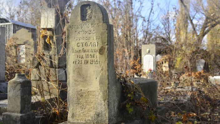 Cimitirul evreiesc va fi reabilitat