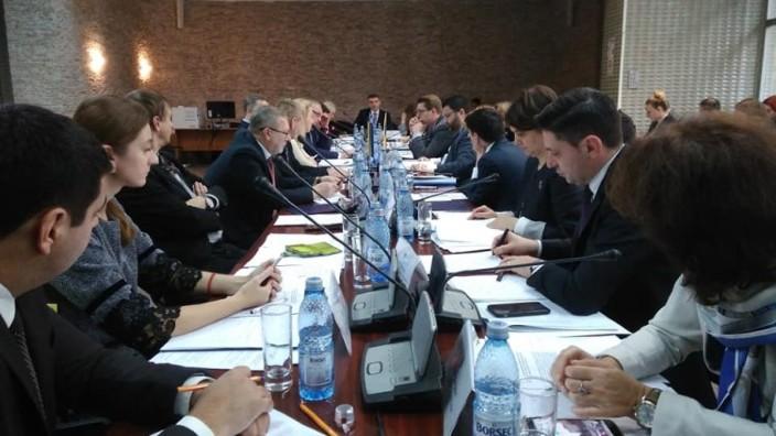 Negocierile Comisiei interguvernamentale româno-ucrainene privind protecţia drepturilor minorităţilor naţionale, în impas