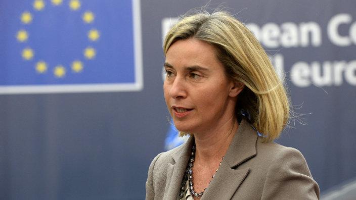 Summitul UE va cere Rusiei eliberarea marinarilor şi a navelor ucrainene, afirmă Federica Mogherini