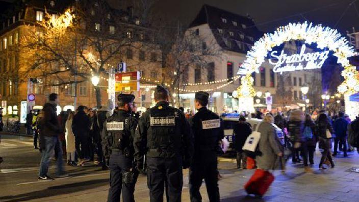 Atacul de la Strasbourg | Şapte persoane, reţinute