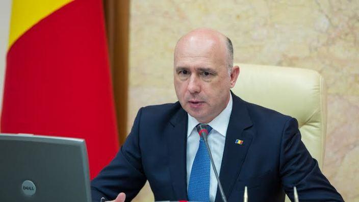 Membrii Guvernului și premierul Pavel Filip se vor afla în Parlament pentru a prezenta raportul de activitate