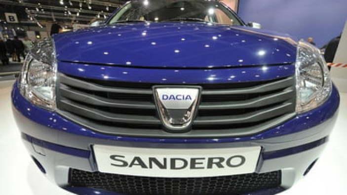 Vânzările de autoturisme Dacia au crescut în Europa