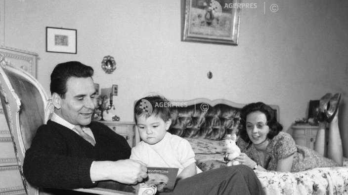 DOCUMENTAR |  100 de ani de la naşterea actorului Radu Beligan