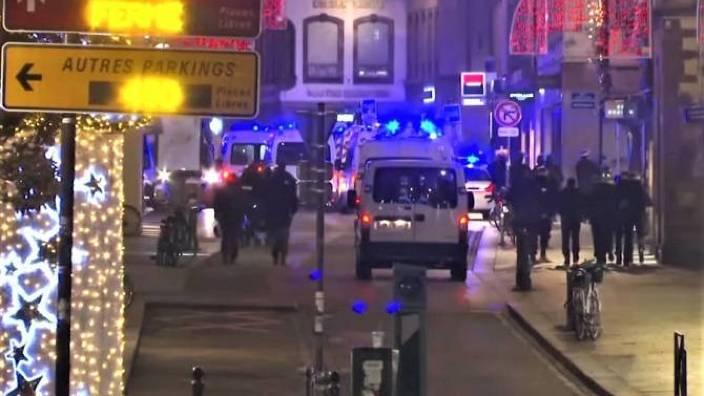 Un nou bilanț în urma atacului de la Strasbourg