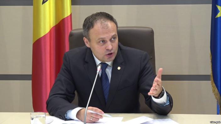 Andrian Candu a anunțat care sunt concluziile după primirea notei privind demiterea lui Igor Dodon