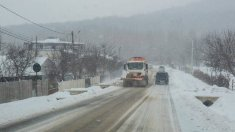 Cum se pregătesc autoritățile de sezonul rece. Peste 500 de unități de tehnică vor fi antrenate în lucrări de deszăpezire
