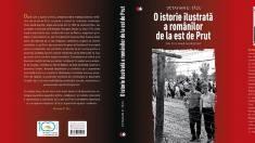 """Cartea """"O istorie ilustrată a românilor de la est de Prut"""", lansată la Chișinău"""