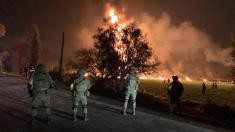 Mexic | Bilanțul exploziei în timp ce a fost spartă o conductă pentru a fura benzină - 73 de morți și 74 de răniți