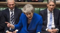 Theresa May, îngrijorată din cauza
