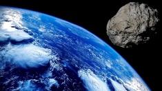 Un asteroid se îndreaptă spre Pământ. Impactul ar forma un crater cu diametrul de peste 4 kilometri