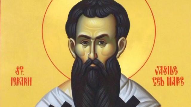 Creștinii ortodocși de stil vechi îl sărbătoresc pe Sfântul Vasile cel Mare