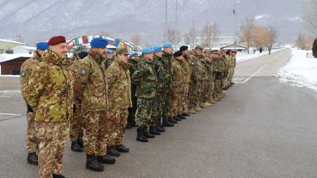 FOTO   Activitățile Contingentul militarilor moldoveni, KFOR-10, detaşat în Kosovo