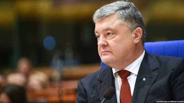 Vizita președintelui ucrainean Petro Poroșenko la Chișinău a fost amânată