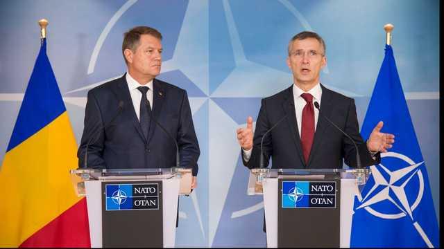 Klaus Iohannis: România este un aliat puternic şi de încredere în cadrul NATO
