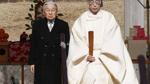 Japonia a marcat 30 de ani de la urcarea pe tron a împăratului Akihito, cu puțin timp înainte ca acesta să abdice