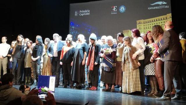 Primul teatru românesc în Cartea Recordurilor, datorită gradenei rotative din spectacolul