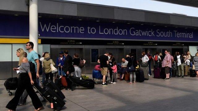 """Două aeroporturi din Londra au anunţat măsuri de tip militar în valoare de """"câteva milioane de lire"""