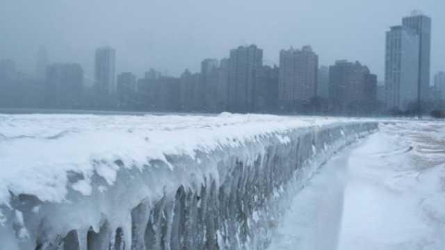 """""""Cutremurele de gheață"""", fenomenul rar cauzat de vortexul polar din SUA. """" A fost incredibil"""""""