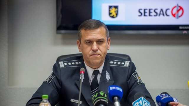 Alexandru Pînzari nu va reveni la Inspectoratul General de Poliție
