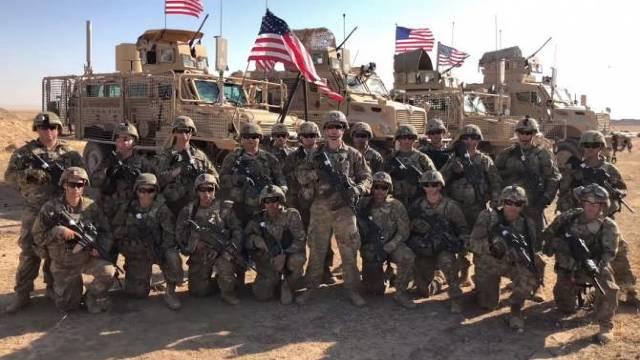 SUA au început retragerea trupelor militare din Siria