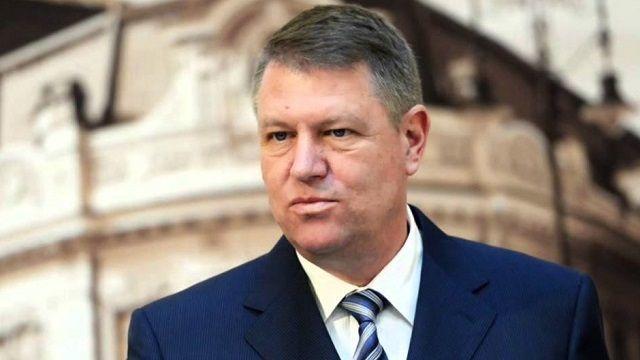Președintele României, Klaus Iohannis | Rusia amenință în continuare stabilitatea Mării Negre