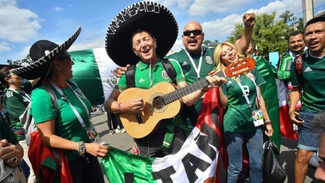Trei suporteri mexicani nu au mai plecat din Rusia, după Cupa Mondială. Ce s-a întâmplat cu ei