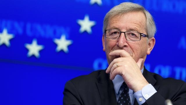 Jean Claude Juncker: Amnistierea corupţilor în România ar afecta statul de drept