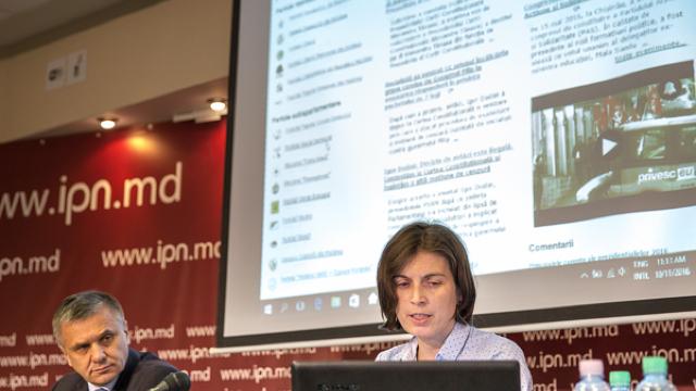 O enciclopedie a proceselor electorale din R.Moldova. ADEPT a lansat o versiune nouă a portalului alegeri.md