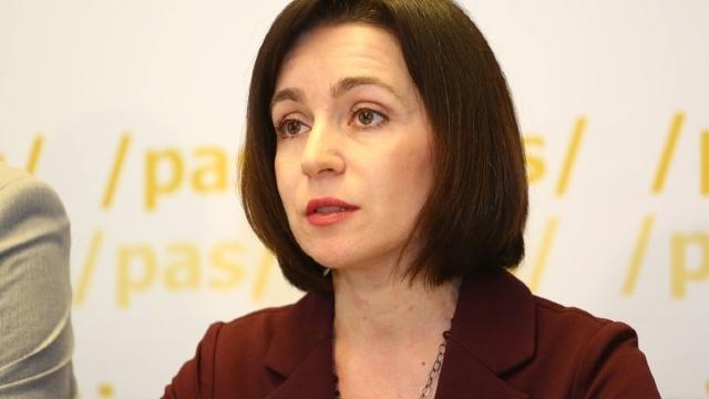 Maia Sandu la București: Sistemul de vot mixt din R.Moldova favorizează doar partidele politice care au multe resurse financiare