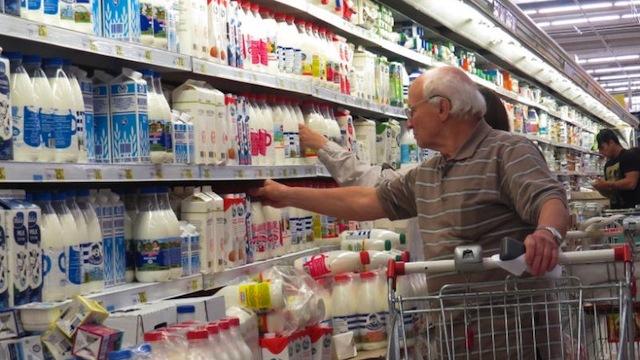 R.Moldova printre cei mai mari consumatori de produse lactate ucrainene
