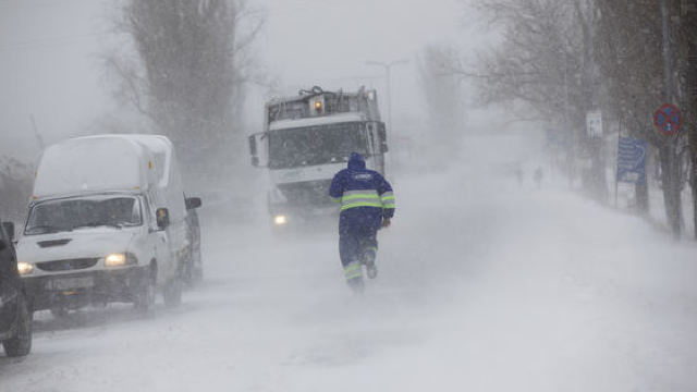 Avertizare de călătorie în Bulgaria, Grecia și Serbia, emisă de Ministerul român de Externe, în legătură cu condițiile meteo