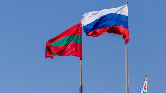 """Separatiștii din Transnistria își vor redeschide o reprezentanță """"oficială"""" la Moscova"""