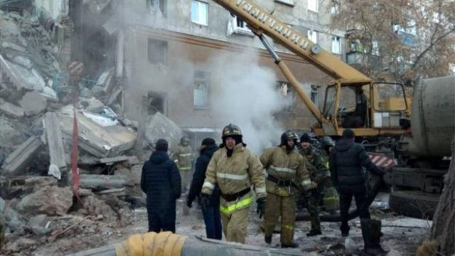 Un nou bilanț   A crescut semnificativ numărul persoanelor decedate în urma exploziei de la Magnitogorsk