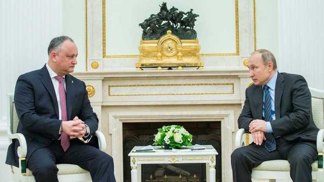 Vladimir Putin a subliniat că Moscovei nu-i este indiferent modul în care se va forma Parlamentul de la Chișinău