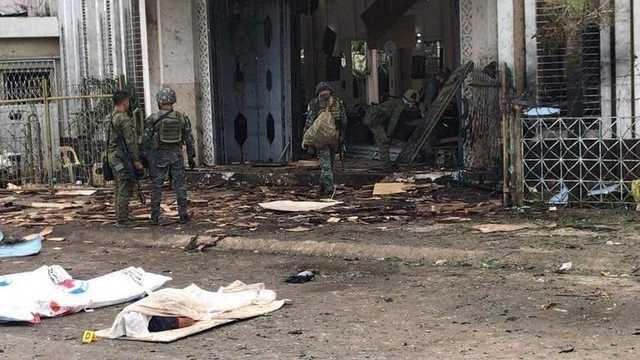 UPDATE | Atentatul cu bombă din Filipine. Autoritățile au promis să-i distrugă pe autorii atacului