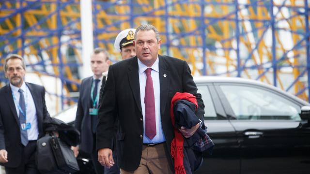 Grecia | Ministrul apărării şi-a anunţat demisia, înaintea votului privind Macedonia