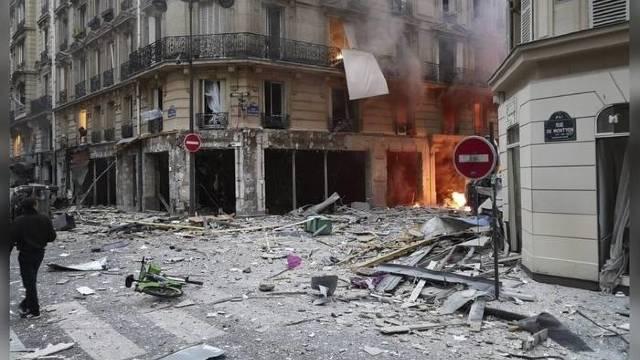 UPDATE | Bilanțul morților în explozia de la Paris crește la trei oameni, completat de o turistă spaniolă
