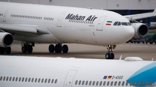 Companie aeriană din Iran, suspectată că ar fi folosită în scopuri militare, cu drepturi retrase în Germania
