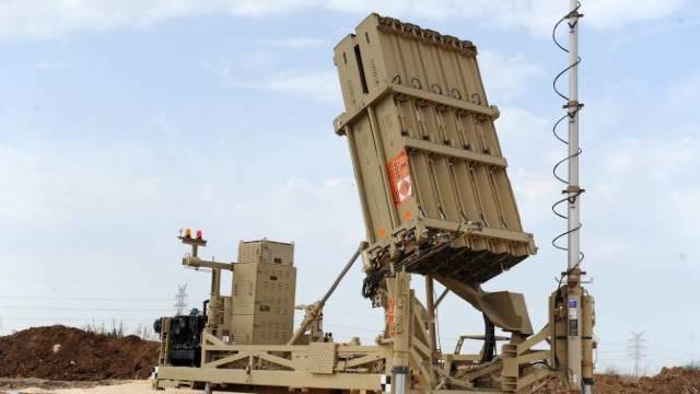 Armata israeliană are încă un sistem antirachetă, după testarea reuşită la o bază militară din centrul ţării