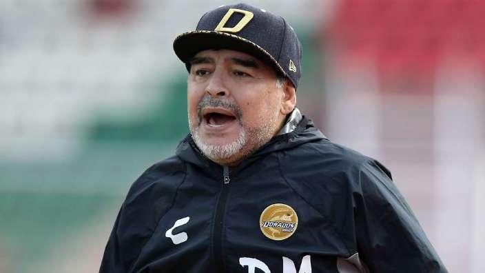 Diego Maradona a fost operat pentru o hemoragie la stomac. Intervenția a fost reușită